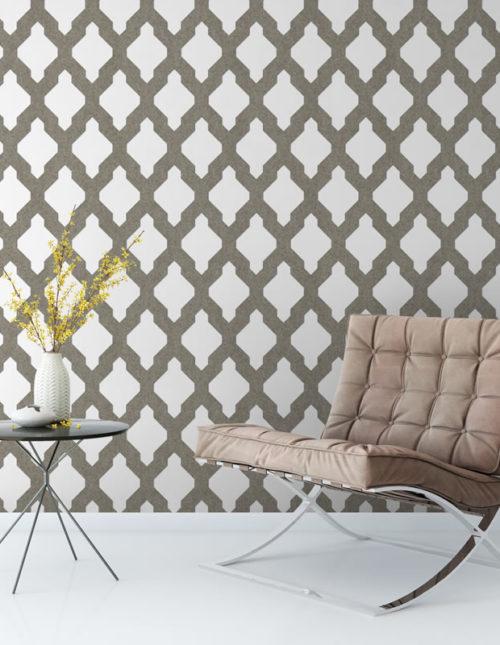 Mit der felty Filz Wandpaneele Omar zaubern Sie orientalisches Flair in Ihre Räume