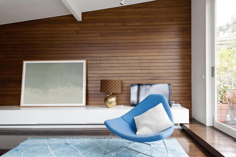Wandverkleidung Mit Holz
