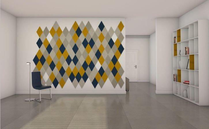 farbgestaltung mit filz veredeln sie ihre w nde mit stil. Black Bedroom Furniture Sets. Home Design Ideas