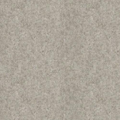 felty Filz Meterware Pure Wollfilz 1 mm Melange Standard A01 Rohweiss meliert