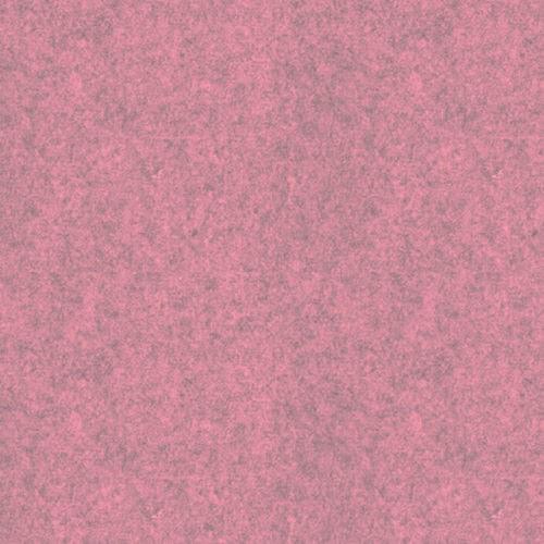 felty Filz Meterware Pure Wollfilz 1 mm Melange Standard A11 Rosa meliert
